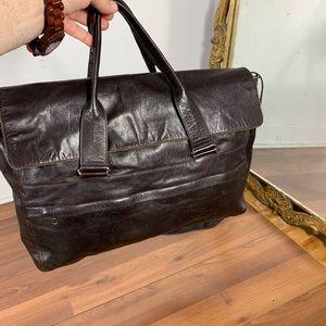 Rudsak unisex leather bag